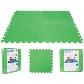 WOOPIE Piankowa Mata Edukacyjna Zielona 50 x 50