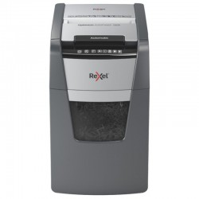Niszczarka automatyczna REXEL OPTIMUM AUTOFEED+ 150X, P-4, 150 kart., 44l, czarna