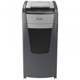 Niszczarka automatyczna REXEL OPTIMUM AUTOFEED+ 750X, P-4, 750 kart.,140l, czarna