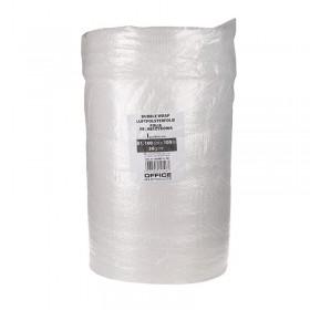 Folia bąbelkowa OFFICE PRODUCTS, szer. 100cm, gramatura B1 30g/m2, 100m, transparentna