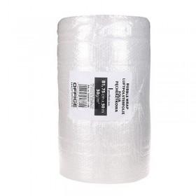 Folia bąbelkowa OFFICE PRODUCTS, szer. 75cm, gramatura B1 30g/m2, 50m, transparentna