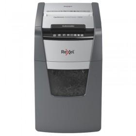 Niszczarka automatyczna REXEL OPTIMUM AUTOFEED+ 130X, P-4, 130 kart.,44l, czarna