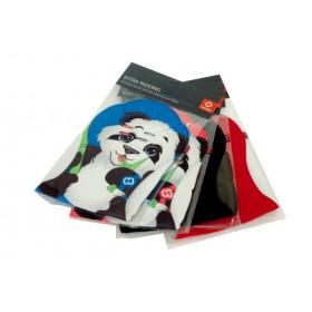 Hamax  Wyściółka KISS/SLEEPY Panda Różowa